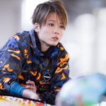 唯一の女子レーサー・平高奈菜選手